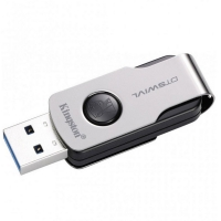 16Gb Kingston DTSWIVL, USB 3.0, металл