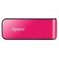 32Gb Apacer AH334 AP32GAH334P-1, USB2.0, розовый