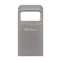 64Gb Kingston DTMC3, USB3.1, 10000 Мбит/сек