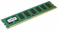 DIMM DDR4 8GB, 2400MHz, Crucial