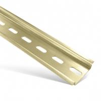 DIN(ДИН) рейка металлическая Deluxe DR101, 20см.