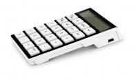 Delux DLK-100U, Цифровая клавиатура, Калькулятор, USB