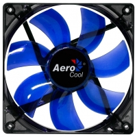 Fan 120х120мм AeroCool Lightning, Blue LED