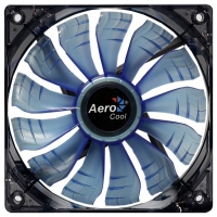 Fan 140х140мм AeroCool AIR FORCE, Blue