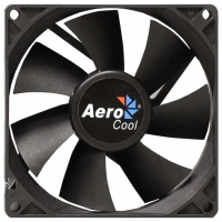 Fan 80х80мм AeroCool Dark FORCE, Black