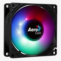 Fan 80х80мм AeroCool Frost 8, FRGB, Molex+3pin