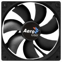 Fan 90х90мм AeroCool Dark FORCE, Black