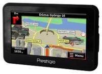 GPS Navigation PRESTIGIO GeoVision 4141BT