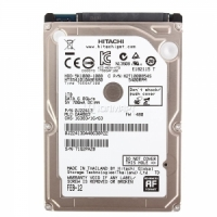 HDD 2,5 SATA3 1000Gb Hitachi, 5400, 8MB (HTS541010A9E680)