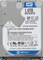 HDD 2,5 SATA 1000GB Western Digital, blue(WD10SPZX)