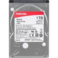 HDD 2,5  1000Gb TOSHIBA L200, (HDWJ110UZSVA)