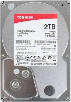 HDD SATA3 2000GB Toshiba, 7200rpm, 64Mb (HDWD120UZSVA)