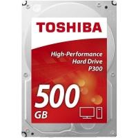 HDD SATA3 500GB Toshiba, 7200rpm, 64Mb (HDWD105UZSVA)