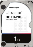 HDD SATA 1000GB WD DC HA210 Ultrastar, 128Mb (1W10002)
