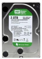 HDD SATA 2000GB WD Caviar Green, 5900rpm, 64Mb cache (WD20EZRX)