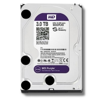 HDD SATA 3000GB WD Purple, 64Mb (WD30PURZ)