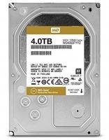 HDD SATA 4000GB WD Gold  WD4002FYYZ SATA-III,  64Mb