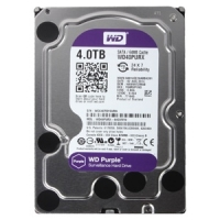 HDD SATA 4000GB WD WD40PURZ, 64Mb