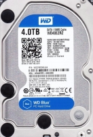 HDD SATA 4000GB WD WD40EZRZ, 64Mb