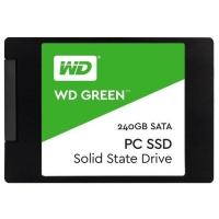 "HDD SSD 240Gb 2,5"", WD Green (WDS240G2G0A)"