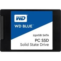 """HDD SSD 250Gb 2,5"""" Western Digital WD BLUE, (WDS250G2B0A)"""
