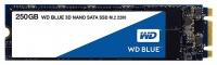 HDD SSD 250Gb Western Digital WD Blue  (WDS250G2B0B)