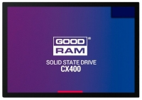 "HDD SSD 256Gb 2,5"", GOODRAM (SSDPR-CX400-256)"