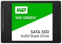 HDD SSD 480Gb Western Digital WD GREEN (WDS480G2G0A), SATA3