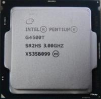 Intel Pentium G4500T, 3.0GHz, 3MB, Soc1151, oem