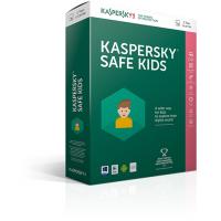 Kaspersky SafeKids 2017, все устройства,1год