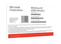 MS Windows 8.1 64-bit, OEM