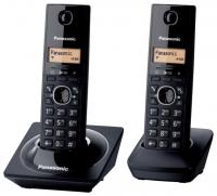 Panasonic KX-TG1712CAB, радио, 2трубки