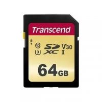 SD Transcend  64Gb,TS64GSDC300S, класс10