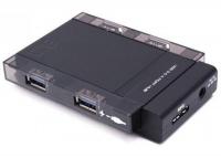 USB 3.0 Hub 4 port Deluxe DUH4006BK