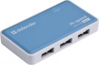 USB hu4 port Defender Quadro Power