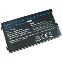 Батарея для ноутбука Asus,  А32-А8, 11,1V-4800mAh