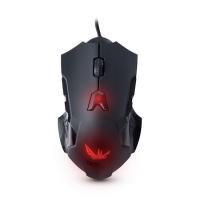 Мышь Delux DLM-811LUB, лазерная, 8200dpi