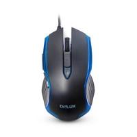 Мышь Delux DLM-556OUB, 2400dpi