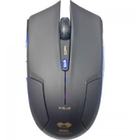Мышь E-Blue Cobra-M, EMS131BK, USB, черный