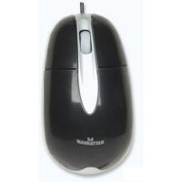 Мышь Manhattan MH3, 1000dpi, USB