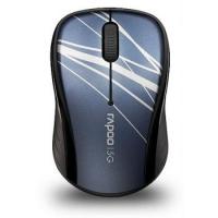 Мышь Rapoo 3100P, синяя
