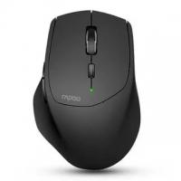 Мышь Rapoo MT550, 1600dpi, черная