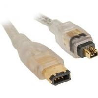 Кабель 1394 FireWire 4-6 pin 1m/золотое напыление
