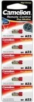 Батарея CAMELION A23-BP5, 12V55mAh, 5шт