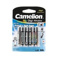 Батарея CAMELION LR6-BP4DG/Digi Alkaline/AA/1.5V/2800mAh/4шт.