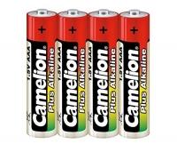 Батарея CAMELION LR03-SP4/Plus Alkaline/AAA/1.5V/1250mAh, 4шт