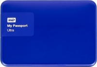 Внешний HDD 500G WD My Passport Ultra, WDBDDE0010BBY-E, berry