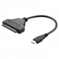 Адаптер HDD SATA 2.5 в TypeC M, 30см