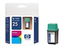 Картридж HP 51625A цветной
