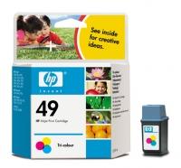 Картридж HP 51649A цветной